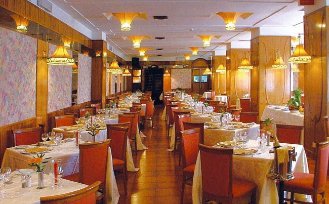 Excelsior Palace Hotel - Ristorante